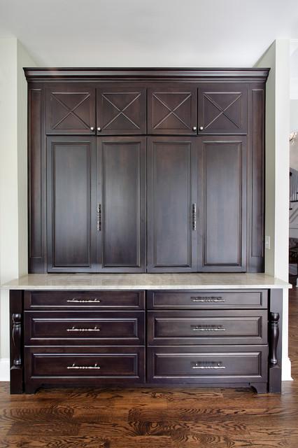 Design/Build Winnetka traditional-kitchen