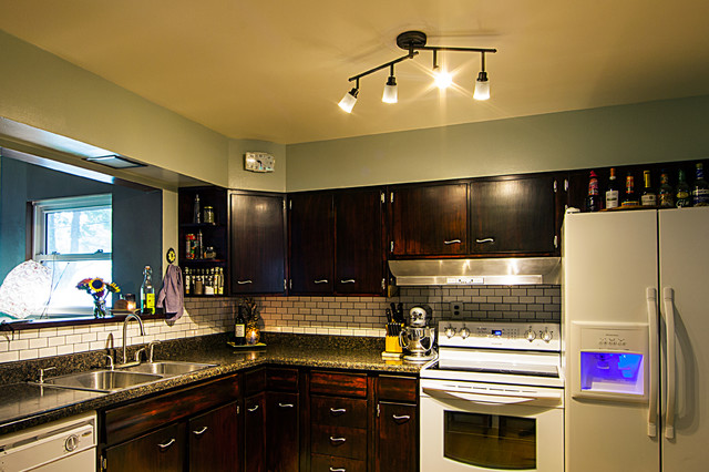 LED Kitchen Track Light Fixture - Traditional - Kitchen - st louis - by Super Bright LEDs
