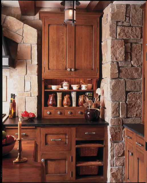 Kitchen Cabinet Features: 12 Design Features That Bring Spanish Flavor To A Kitchen