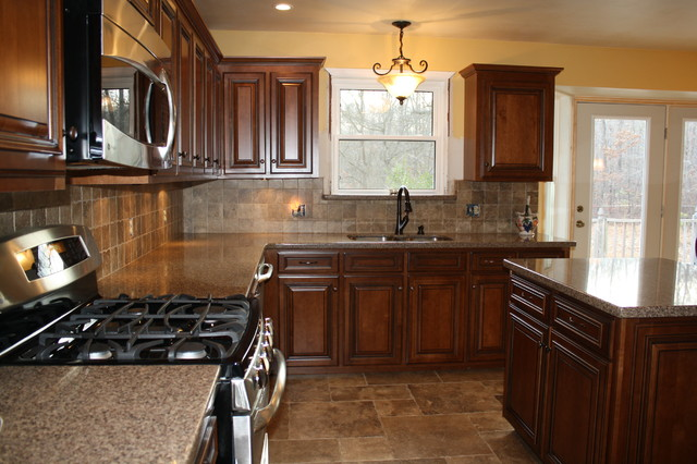 Traditional kitchen update for Traditional kitchen meaning