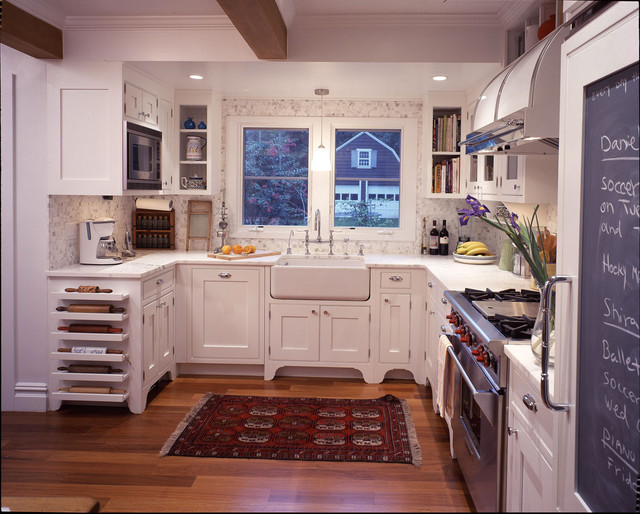 Traditional kitchen in NJ trad