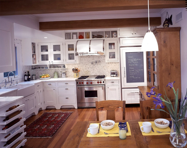 Tradittional kitchen in NJ traditional-kitchen