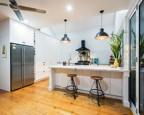 Essendon Traditional Kitchen