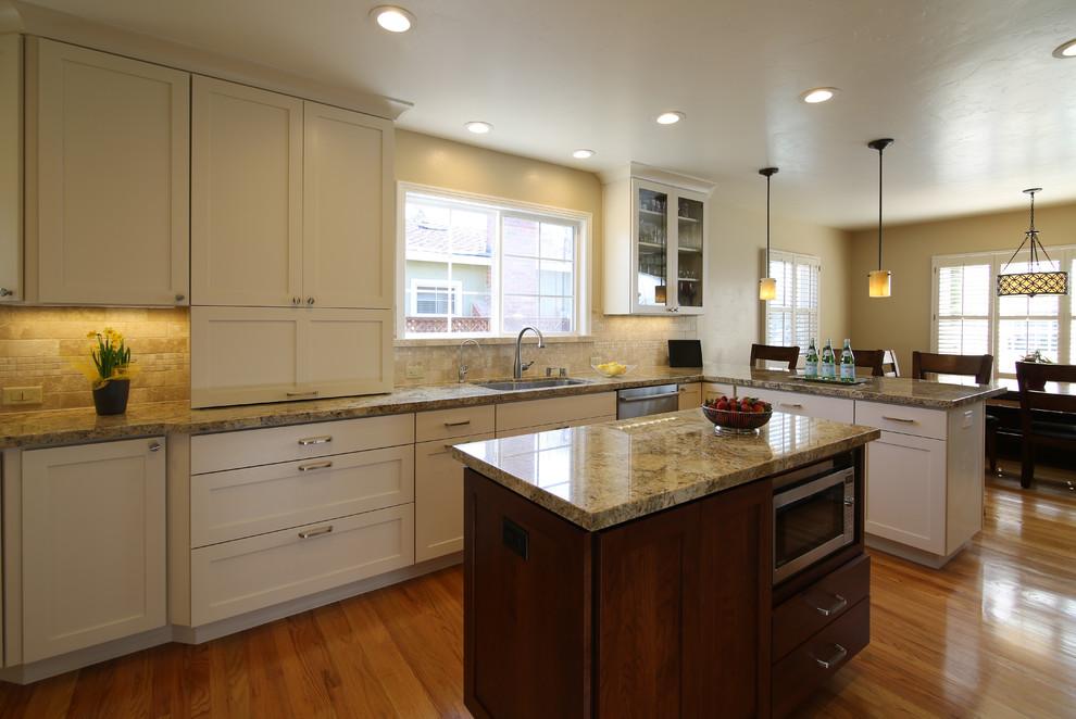 Traditional Kitchen - Willow Glen, San Jose, CA ...