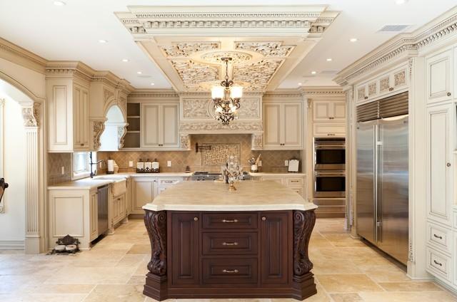 Kitchen NJ - Traditional - Kitchen - New York - by WL KITCHEN & HOME