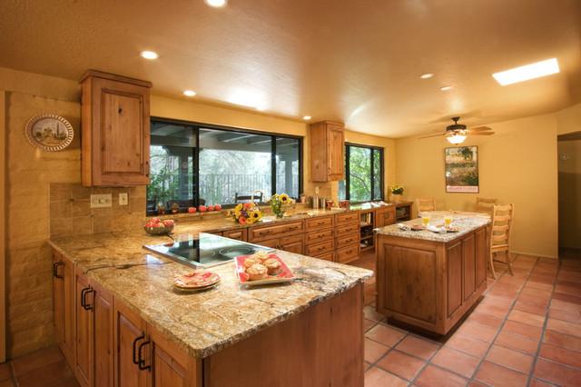 Traditional Kitchens Mediterranean Kitchen Phoenix By Arizona Designs Kitchens And Baths