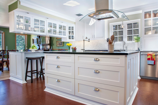 Traditional Kitchens - Traditional - Kitchen - other metro - by Kathryn W. Brown - ProSource Spokane