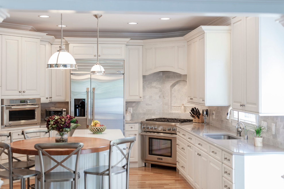 Traditional Kitchens - Traditional - Kitchen - Baltimore ...