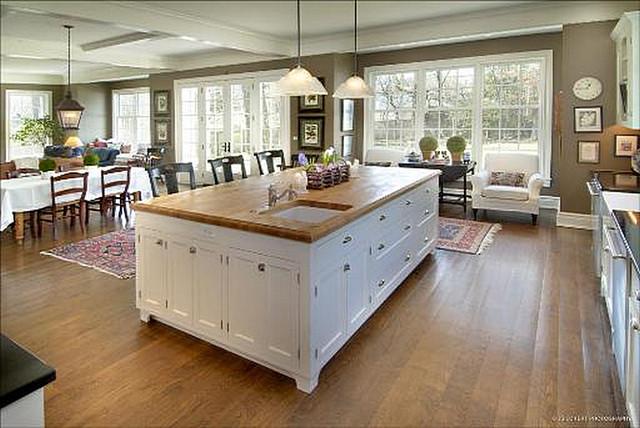 Traditional - Oak Terrace traditional-kitchen