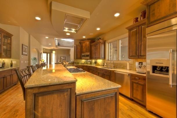 Traditional Open Floor Plan, Monument, CO traditional kitchen