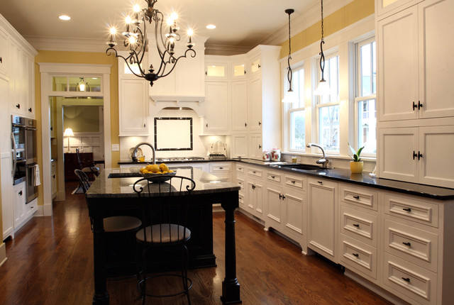 Small beautiful bathrooms designs - Traditional Southern Kitchen Traditional Kitchen Atlanta By