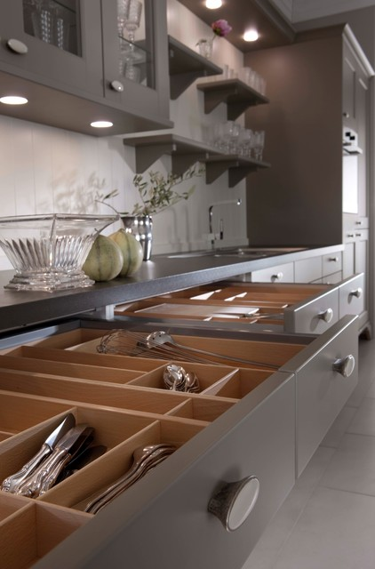 TRADITIONAL STYLE: DOMUS COLOR contemporary-kitchen
