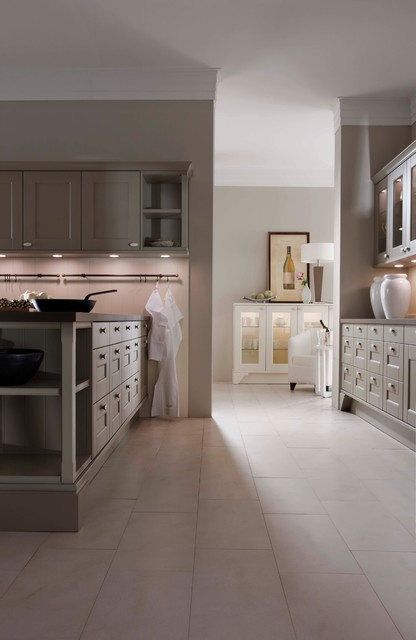 TRADITIONAL STYLE: Domus color traditional-kitchen