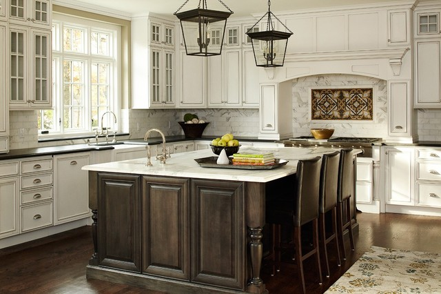 Traditional Style Kitchen traditional-kitchen