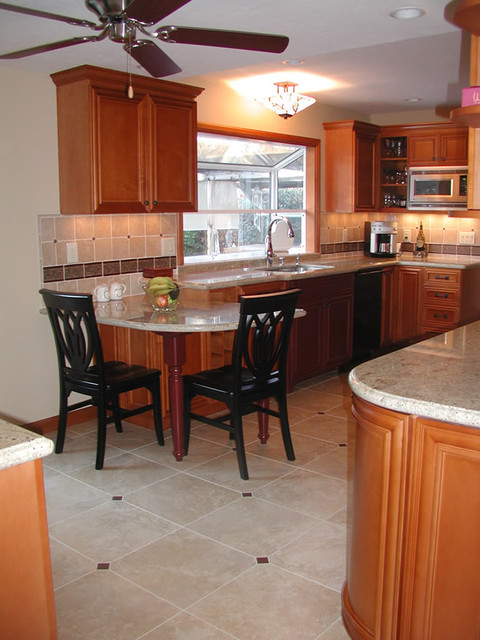 Traditional Style Kitchens traditional-kitchen