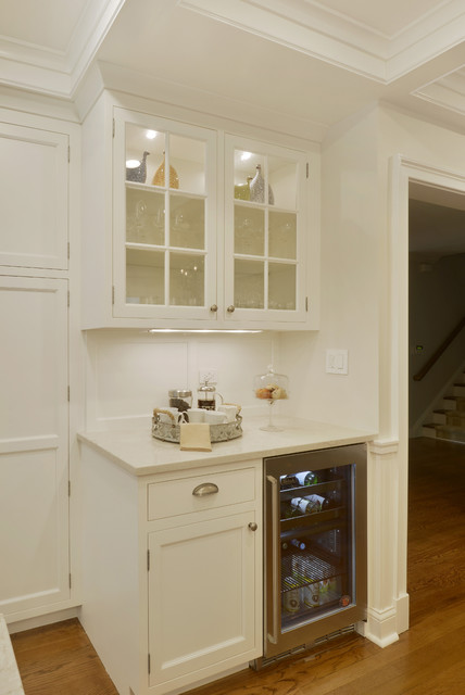 Traditional Westchester Kitchen Before
