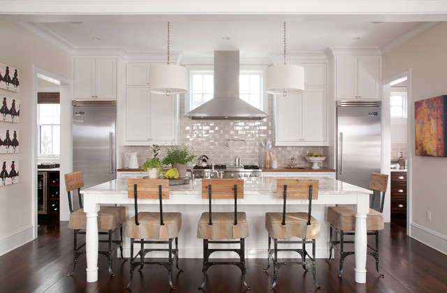 Luxury Traditional Kitchen by Chalet