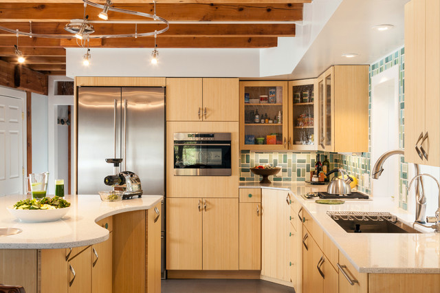 Transformed Eco Kitchen Contemporary Kitchen Other