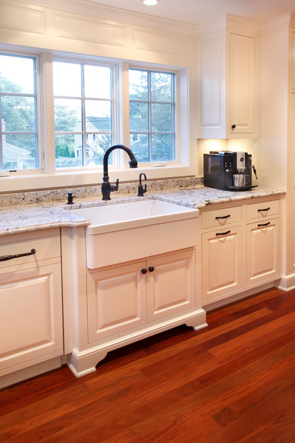 Transformed Home C traditional-kitchen