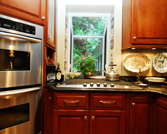 Custom Wall Oven Cabinet Home Design Ideas, Pictures, Remodel and Decor