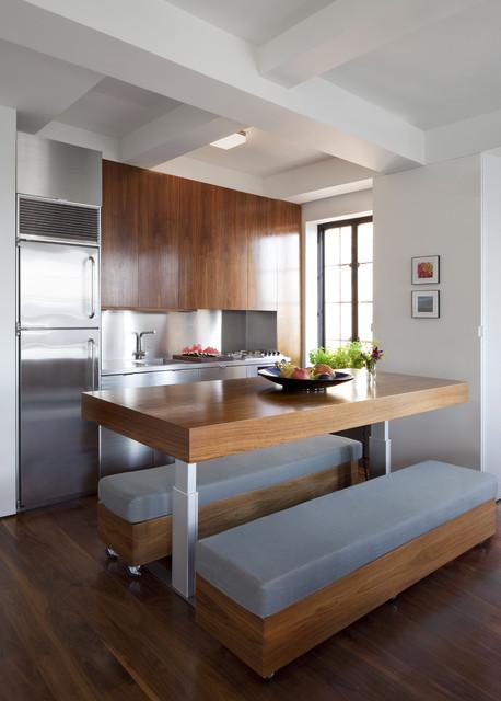 Transformer Loft modern-kitchen