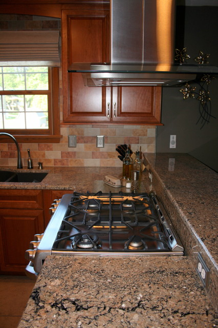Transistional and timeless traditional kitchen other for Andrea s interior design gallery