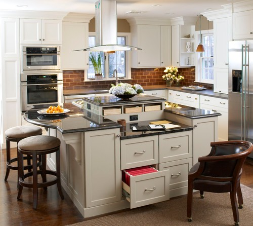 Island Countertops Ideas i like your ideas! what are the backsplash, sink countertop, and