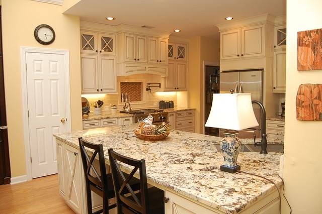 Transitional Atlanta Kitchen - Norcross Area transitional-kitchen