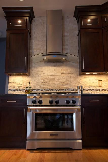 Transitional/Contemp Kitchen kitchen