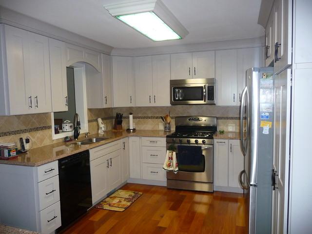 transitional design transitional kitchen
