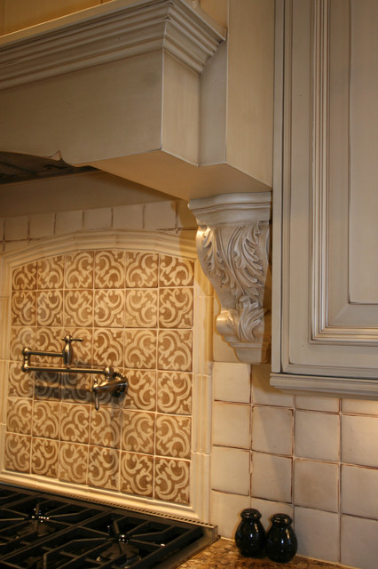 Transitional Design Project Example traditional-kitchen