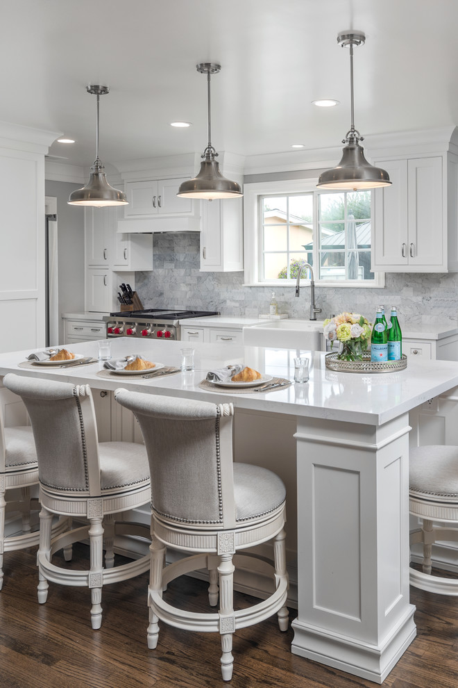 Transitional Elegance - Long Beach, CA - Transitional ...