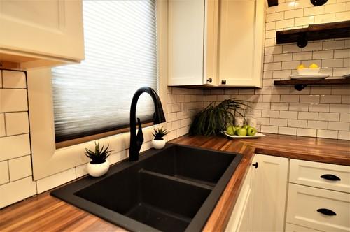 6 Alternative Kitchen Sink Materials