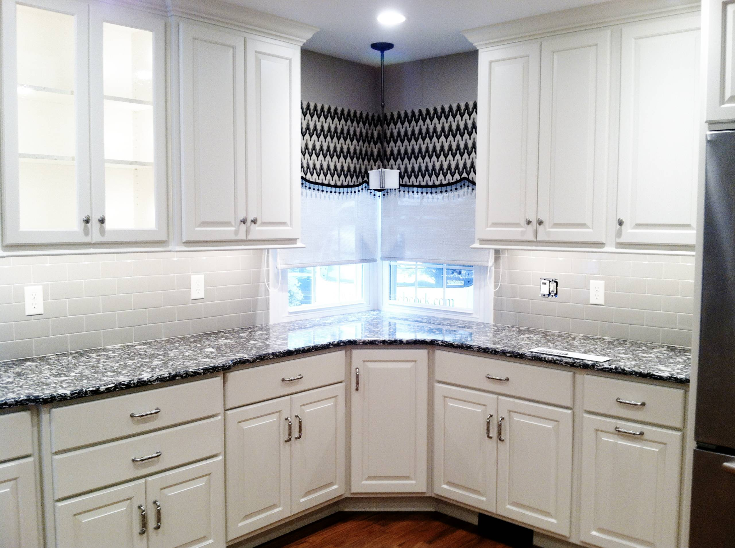 Transitional First Floor Remodel