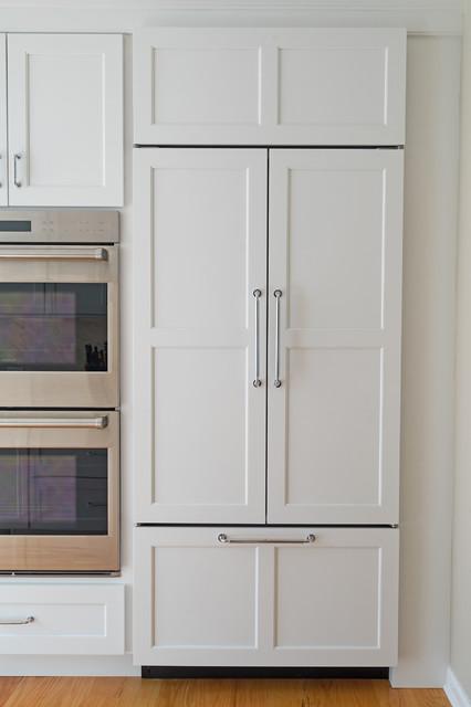 Transitional Galley Kitchen Design Yardley Pa Fusion Kitchen Philadelphia By Lang S Kitchen Bath