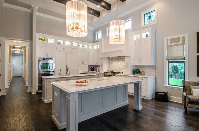 Transitional Home By Trend Interior Design Kitchen