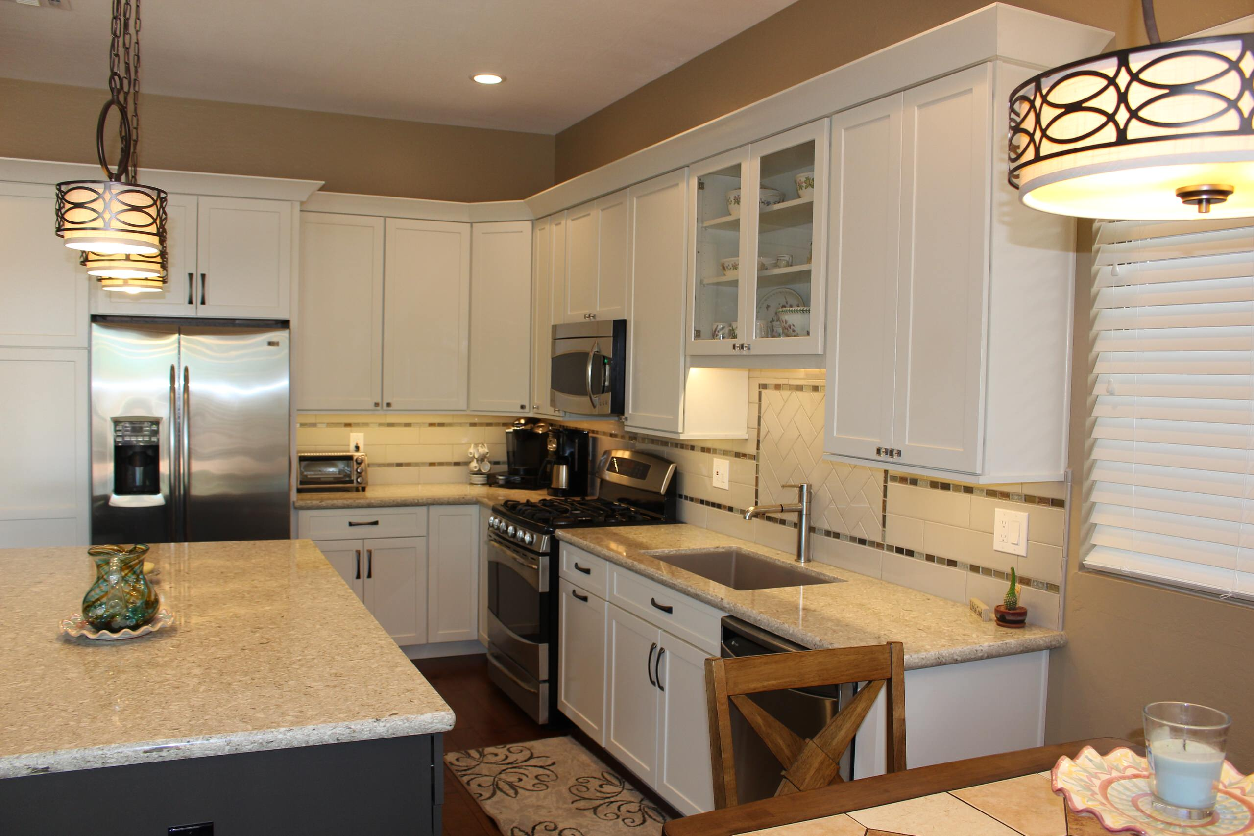 Transitional Kitchen 3