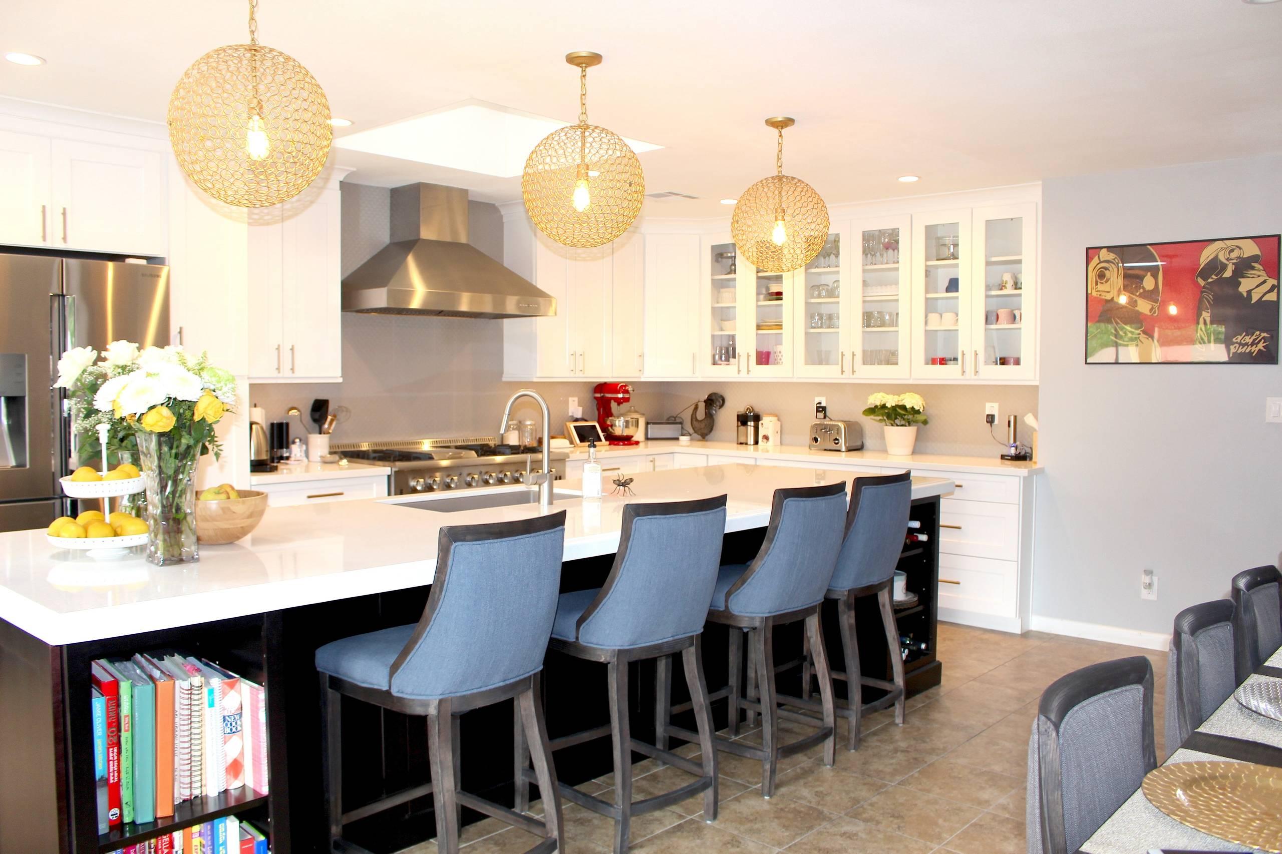 Transitional Kitchen 5