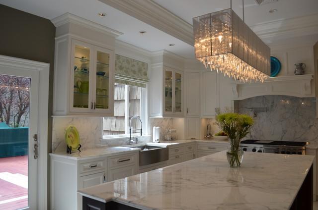 Transitional Kitchen Modern Kitchen New York By