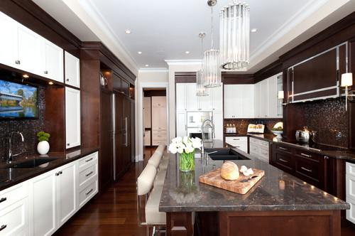 Traditional Kitchen Design By Other Metro Interior Designer Atmosphere  Interior Design Inc.