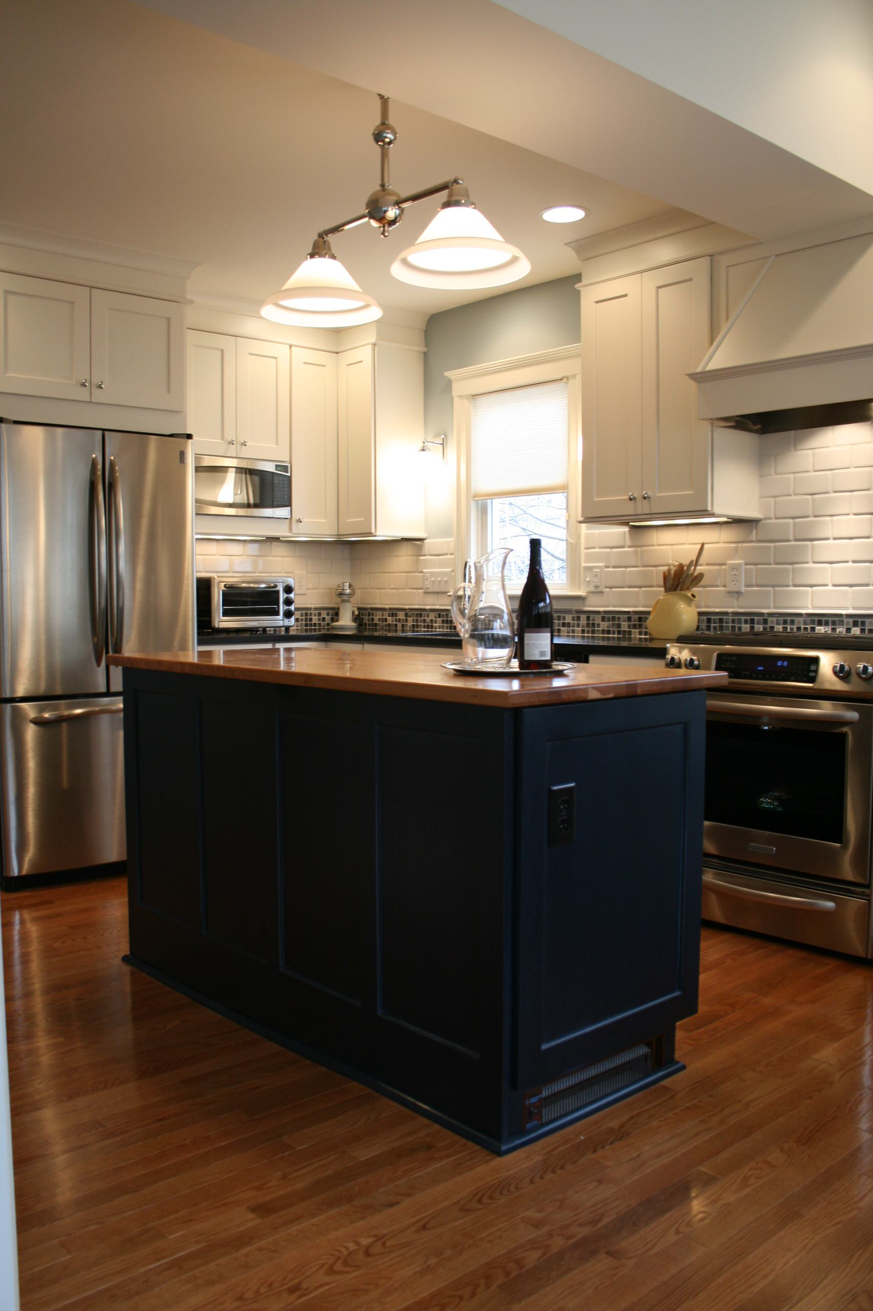 Transitional Kitchen Beverly
