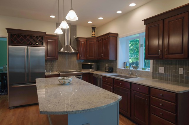 Transitional Kitchen Traditional Kitchen Indianapolis By By Design LLC