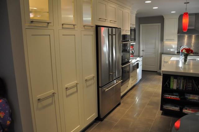 Transitional Kitchen Design traditional-kitchen