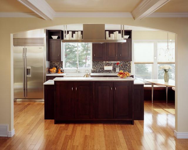 transitional kitchen modern kitchen