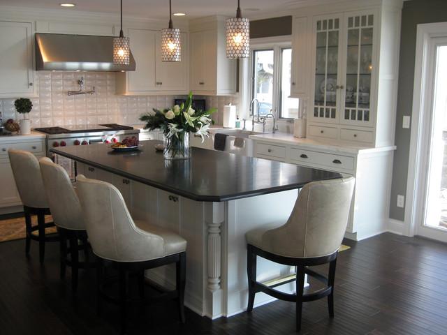 Kitchen Transitional Kitchen Indianapolis By Hoskins Interior Design