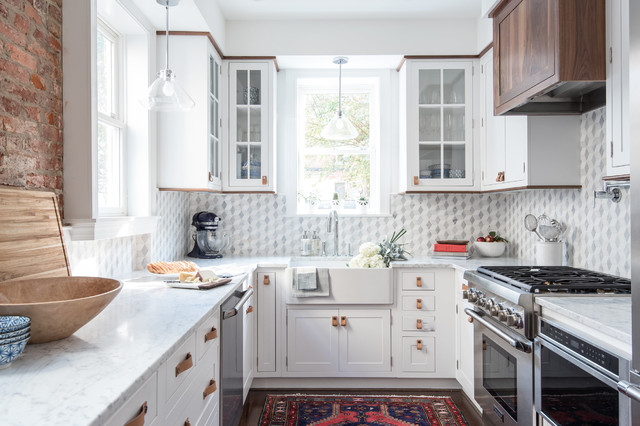 Where Should You Start And Stop Your Backsplash