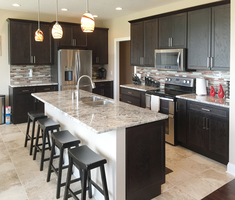 Transitional Kitchen In Findlay Ohio Transitional Kitchen Other By Starmark Cabinetry