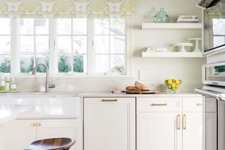 Kitchen of the Week: Oyster Is the New White (19 photos)