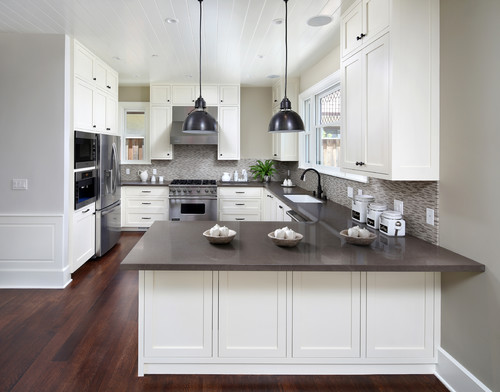 5 Popular Kitchen Layout Ideas