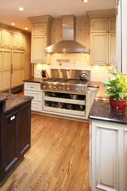 Transitional Kitchen eclectic-kitchen